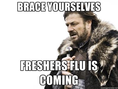 freshers-flu